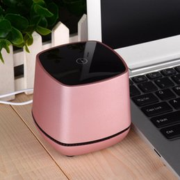 Wholesale Top Bluetooth Speakers - speaker 1.0 small speaker pink color 1.0 speaker top quality hot sell free shipping