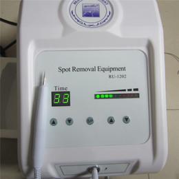 Pecas que quitan la máquina online-Máquina de eliminación de manchas eléctricas de Spa en el sector de belleza para manchas de lunares pecas Eliminación de verrugas