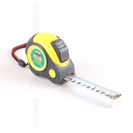 Wholesale Measure Tape Ruler - Wholesale- Professional pocket 5m tape measure ruler tool automatic lock builders home garage rule