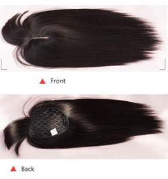 2019 vendre la ligne des cheveux Tissage de cheveux de pleine densité résistant à la chaleur Tissage de cheveux de 3 couleurs avec fermeture à l'avant en dentelle Extensions de cheveux synthétiques Trame