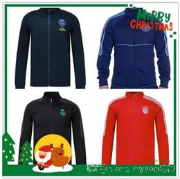 Wholesale Tracksuit Cheap - 2017 PARIS Tranning outfits Tracksuits Jacket Pants DI MARIA CAVANI VERRATTI LUCAS PASTORE MATUIDI Wholesale Cheap jersey hot rugby