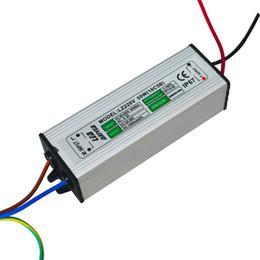 Wholesale 36v Power Supply - Jiawen 50W output DC30-36V Waterproof External LED Power Supply Driver Lighting Transformers (Input AC85-265V)