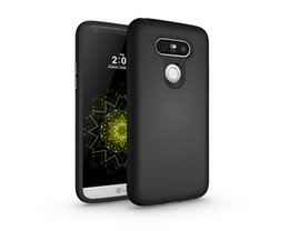Wholesale Football Products - Phone Case For LG G5 Football Pattern PC+Silicone High Quality Dirt-resistant Anti-skidding For LG G5 Customized Hot Sale Products