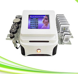 Wholesale Ultrasonic Cavitation Slimming System - portable ultrasonic lipo cavitation kim 8 slimming ultrasonic cavitation slimming system