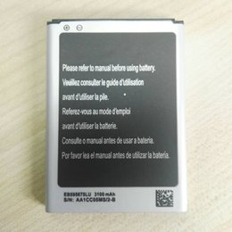 Wholesale Mobile Phone Note Ii - Safe High Quality Hot Selling 3100mAh Spare Replacement Li-ion Mobile Phone Battery for Samsung Note 2 Note2 Note II 7100 N7100
