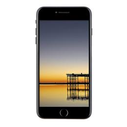 Wholesale Gold 256gb - Jet Black 256GB 128GB Goophone i7 Plus 3G WCDMA Quad Core MTK6580 1GB 4GB+32GB Android 6.0 5.5 inch IPS 960*540 HD 8.0MP Camera Smartphone