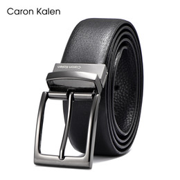 Wholesale Men S Cummerbunds - Wholesale- 2016 New Designer Belts Men High Quality Men's Belts Luxury Brand Pin Buckle Leather Belts For Men Cinturones Hombre cummerbunds