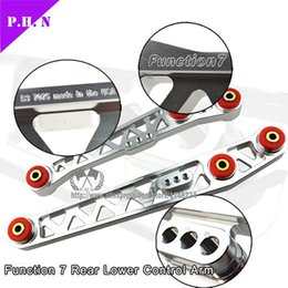 Wholesale Eg Lower Control Arms - Function 7 Rear Lower Control Arm EG 88-95 in stocked and ready to ship universal fitment