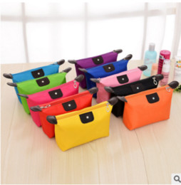 Wholesale Toilets Wholesale Prices - Brand NEW high quality nylon cosmetic bag fashion toilet bag cellphone bag wholesale price and custom-made