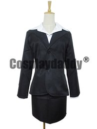 Wholesale Psycho Pass - Psycho Pass Tsunemori Akane cosplay costume Handmade C002