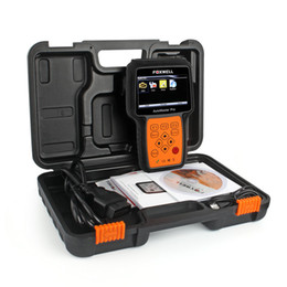 Wholesale Car Pro Tool - Foxwell NT624 AutoMaster Pro All Systems Support All Car Vehicles Engine Transmission ABS Airbag OBDII Diagnostic Tool pk md802