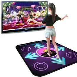2019 tanzmatte tanzen Großhandels- Qualität rutschfeste Tanzen-Auflage-Tanz-Matten-Ausrüstung für PC mit USB Fe28 günstig tanzmatte tanzen