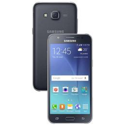 "Wholesale Screen Refurbish - Unlocked Refurbished Original Samsung Galaxy J5 J500F J500H Quad Core 5.0"" Screen Dual SIM 8GB ROM 1.5GB RAM 13MP 5MP Camera Cell phone"