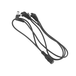 Wholesale Electrodes Wire - Vitoos 3 Ways Electrode Daisy Chain Harness Guitar Cable Copper Wire for Guitar Effects Power Supply Adapter Splitter