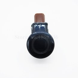 Wholesale Parking Aid Sensors - Car Parking Aid Assist Sensor 39680-SHJ-A61 39680SHJA61 PDC Ultrasonic Sensor For Honda CR-V 2007 - 2012 Black white silver red color