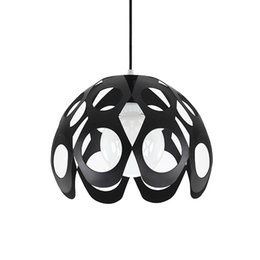 Wholesale Lustres Pendentes Led - Modern Pendant Light Light Fixtures LED Pendant Lights Lustres E Pendentes Lamparas Suspension Iron Lamp Shade