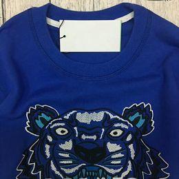 Wholesale Men Hoody Fleece - KEVZO embroider tiger herd fleeces Sweater Fashion Men Woen o-neck Hoody Sweatshirt Women Hoodies lady Hoodies Europe American