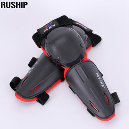 Wholesale kids skating pads - Wholesale- professional Chidren's kneepad Elbow kids knee protector riding skating Knight protective equipment Knee Elbow Calf Protection