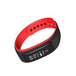 Wholesale Cheap Tracking - Original W810 Smart Bracelet Support Pedometer Heart Rate Tracking Smartband for Android iOS Smartphone cheap bracelet