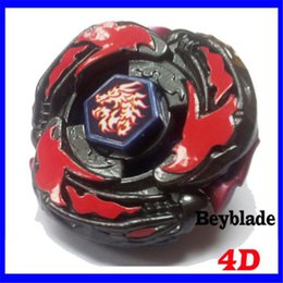 Wholesale Beyblade Metal Masters L Drago - L-DRAGO DESTROY BEYBLADE 4D TOP METAL FUSION FIGHT MASTER NEW LAUNCHER LGH Spinning Top