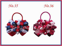 """Wholesale Good Quality Hair Accessories - Free Shipping HOt Sale Hair Accessories high quality ribbon 50 BLESSING Good Girl Boutique 3"""" Fireworks Hair Bow Elastic 177"""