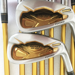 bdc858927b9 New Golf Clubs HONMA S-05 4star Golf irons set 4-11.Aw.Sw Clubs irons  Graphite Golf shaft R or S Flex Free shipping