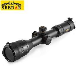 Équipement tactique en Ligne-SBEDAR 3 - 9X 40 AOEIR Chasse Équipement de Télescope Rifle Gun Portée Tactique Antichoc Résistant À L'eau Télescopes Antibrouillard