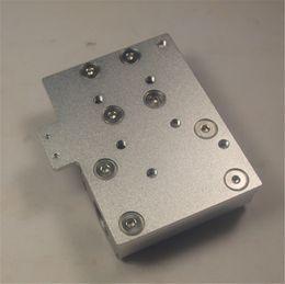 Wholesale Wade Extruder - Blurolls Reprap Prusa i3 3D printer parts X axis Metal exturder carriage aluminum alloy for wade titan extruder