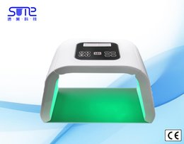 Wholesale Light For Wrinkles - PDT therapy led light acne scar removal skin rejuvenation light for face treatment