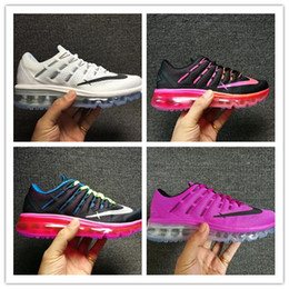 Wholesale Fabric Christmas Gifts - Christmas gift 2016 NEW Maxes Women Running Sneakers,2016 Cheap Running Sneakers maxes Tennis Jogging Shoes Outdoor Sport Shoes