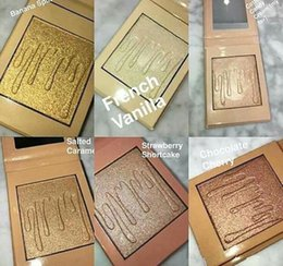 Wholesale Vanilla Free - Stocking! Makeup Kylie Cosmetics Highlighters Kylighters French Vanilla, Salted Carmel and MORE DHL Free shipping