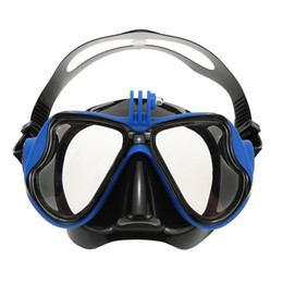 Wholesale Mask Snorkel Set Wholesaler - Lixada Adult Scuba Snorkeling Swimming Set Tempered Glass Diving Mask Goggles + Full Dry Snorkel Tube Y2591