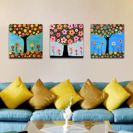 Wholesale Rich Prints - Modern Wall Art Pictures Riches And Honour Oil Painting Modern Paint Home Decorative Art Picture Paint On Canvas Prints