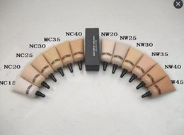 Wholesale select natural - free shipping DHL High quality  NEW makeup SELECT COVER-UP CACHE-CERNES concealer liquid Foundation NC15-NW45 10ML  0.33 Liquid Concealer