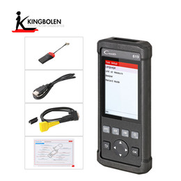 Wholesale Launch Eobd - Launch CReader 619 CR619 OBD2 EOBD Code Reader Scanner Support Data Record replay instead of Autel AL619 as Launch Creader 6011