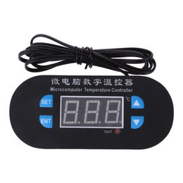 Wholesale Household Thermostat - W3230 DC AC 12V 10A Digital Temperature Controller LED Display Thermostat Regulator with Sensor -50~110C Heating Cooling Control