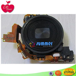 Wholesale Ccd Zoom Camera - Wholesale-original IXU 220 LENS with CCD for cano IXU 220 lens PC1591 Elph300 zoom IXY410F LENS with CCD camera repair free shipping
