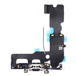 Wholesale Fix Parts - for iPhone 7 Plus Charging Port Flex Cable Repalcemment Repair Cell Phone Replace Fix Mobile Parts