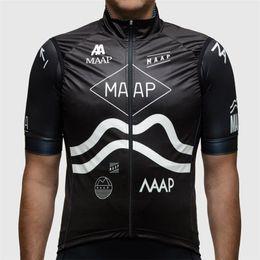 Wholesale Team Cycling Shirt Bib Short - Cheep Wholesale-Photo color MAAP cyling jerseys Men's team cycling shirt ropa ciclismo maillot bicicleta short Bib size XXS-5XL
