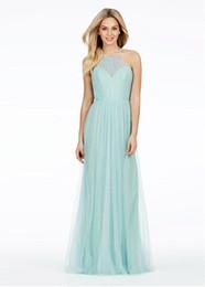 Wholesale Short Pale Blue Bridesmaid Dresses in Bulk from Best ...