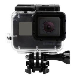 Wholesale Accessories For House - New Replacement Waterproof Housing Case for Hero Black Sports Action Camera Accessories