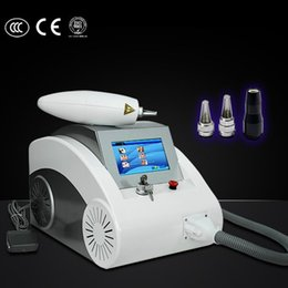 Wholesale Nd Yag Laser Equipment - newest laser tattoo removal system nd yag laser Q Switch ND YAG Laser beauty equipment for salon and spa