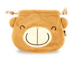Wholesale Teddy Bear Chocolates - 161129 CHOCO TEDDY Chocolate Bear 2017 Spring And Summer New Cartoon Plush Bag Package Bag Beautiful Package