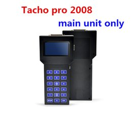 Wholesale united mazda - Professional Tacho Pro 07 2008 main unite Universal Plus Unlock Mileage TACHO 2008 main unit DHL free