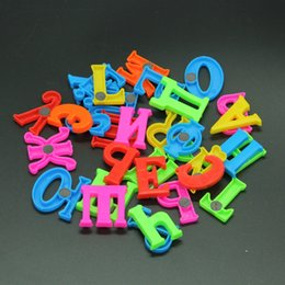 Wholesale Used Baby Toys - Wholesale- NEW Russian language Alphabet block baby educational toy,used as Fridge Magnets Alphabet,learning & education toys for baby
