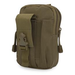 Wholesale Mens Running Bag - Water Resistant Zipper Buckle Outdoor Activity Sport Cell Phone Waist Bag Cell Phone Bag Mens Waist Bag Travel for Unisex +B
