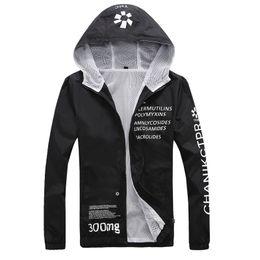 Wholesale Wholesale High Fashion Jackets - Wholesale- New Fashion 100% High Quality Men Jacket Coats, Men Causal Hooded Jacket,Men Thin Windbreaker Zipper Coats Outwear
