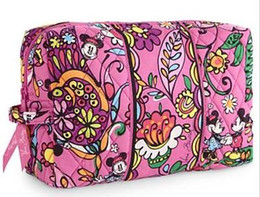 Wholesale Large Cosmetics Cases - mickey large Cosmetic Cases