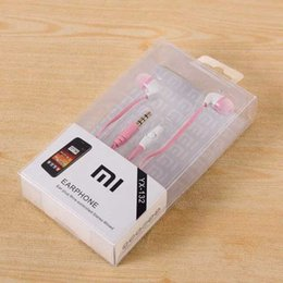 Wholesale Headphone Good Bass - Good Price YX132 for XIAOMI In-Ear Music Headphone Candy Colors Super Bass Headset Earphone With Microphone for Apple Samsung Mp3 Mp4 Tablet
