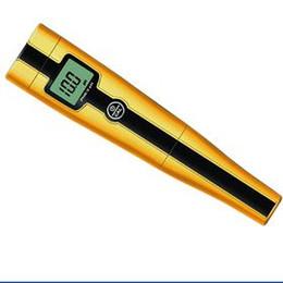 Wholesale Values Types - Wholesale- PHB-3 pen-type pH meter portable pH value tester detector monitor ph pen